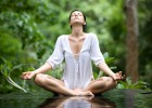 Meditation helps to improve your inner beauty